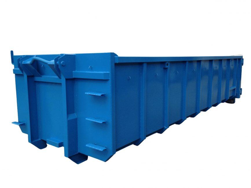 kontener hakowy din30722 din30722-1 kp-20