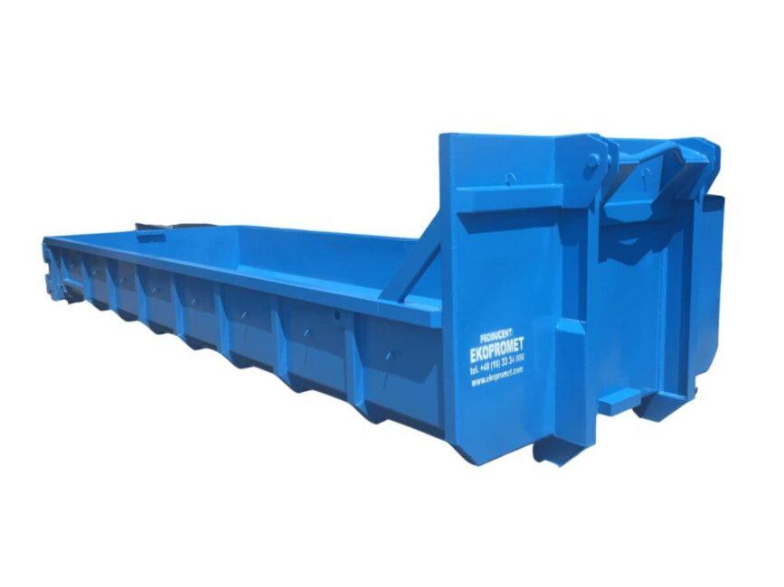 kontener hakowy din30722 din30722-1 kp-15