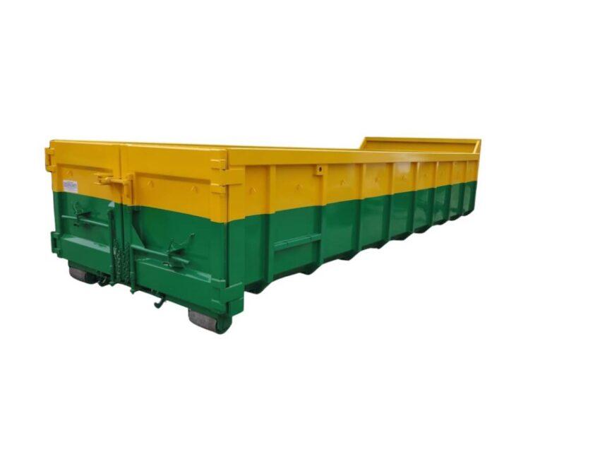 kontener hakowy din30722 din30722-1 kp-18