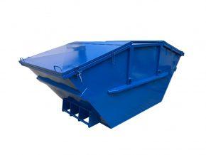 Gedeckter Behälter DIN30720-1, Form SD