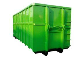 Abrollcontainer nach DIN30722-1